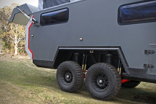small travel trailers - Bruder