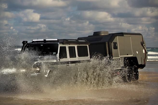 small travel trailers - bruder water splash