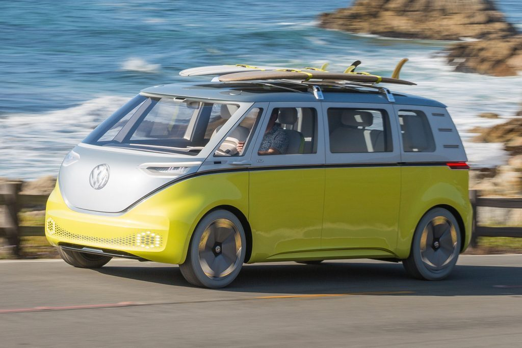 Top Eco Campers - VW ID Buzz