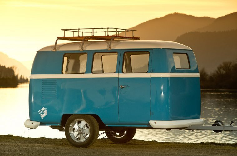 small travel trailers - Dinky dub camper