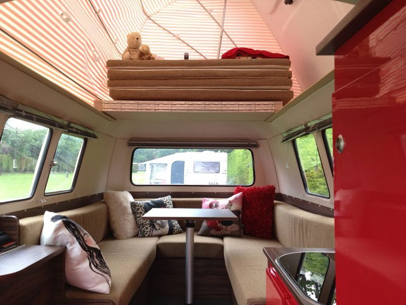 small travel trailers - dinky bear