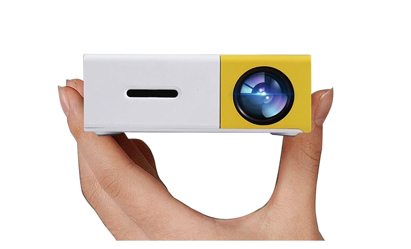 Campervan gifts - projector