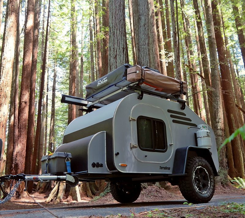 small travel trailers - Teardrop trees