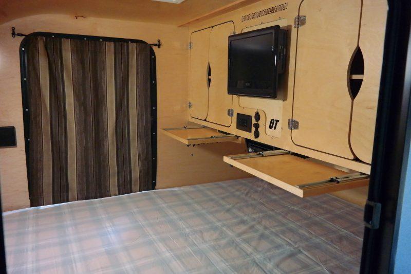 small travel trailers - Terradrop Interior