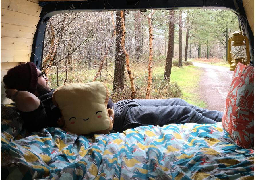 Off Grid Living - Seb Camping