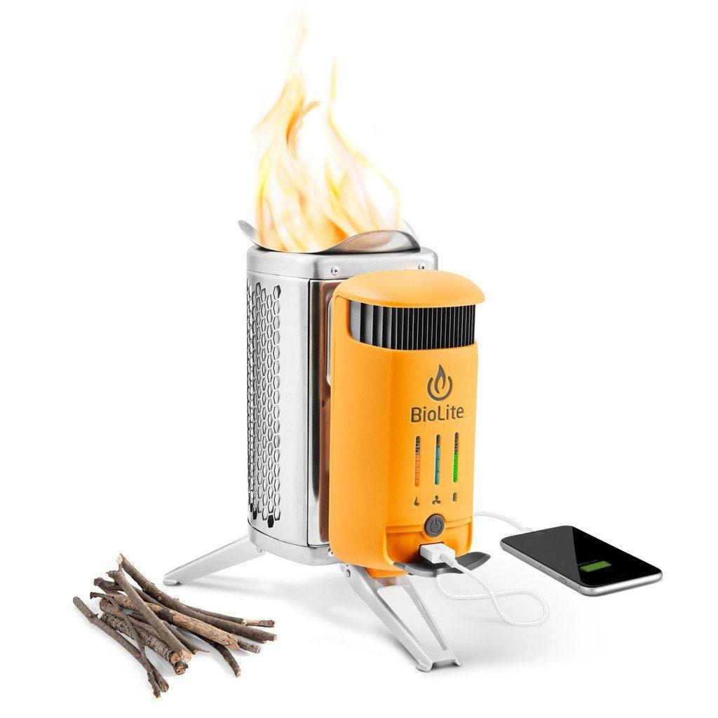 BioLite CampStove - Charging