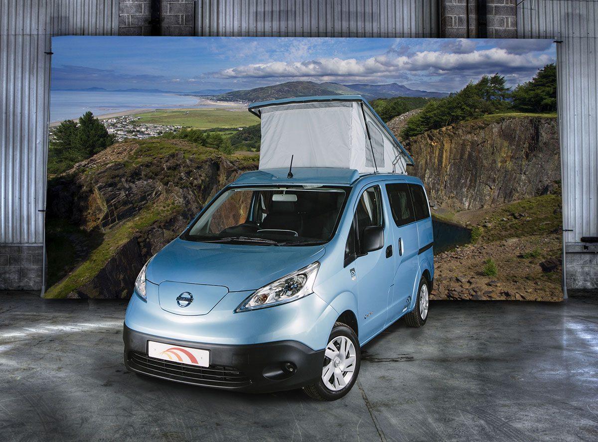 Best Camper Vans - Dalbury E Electric