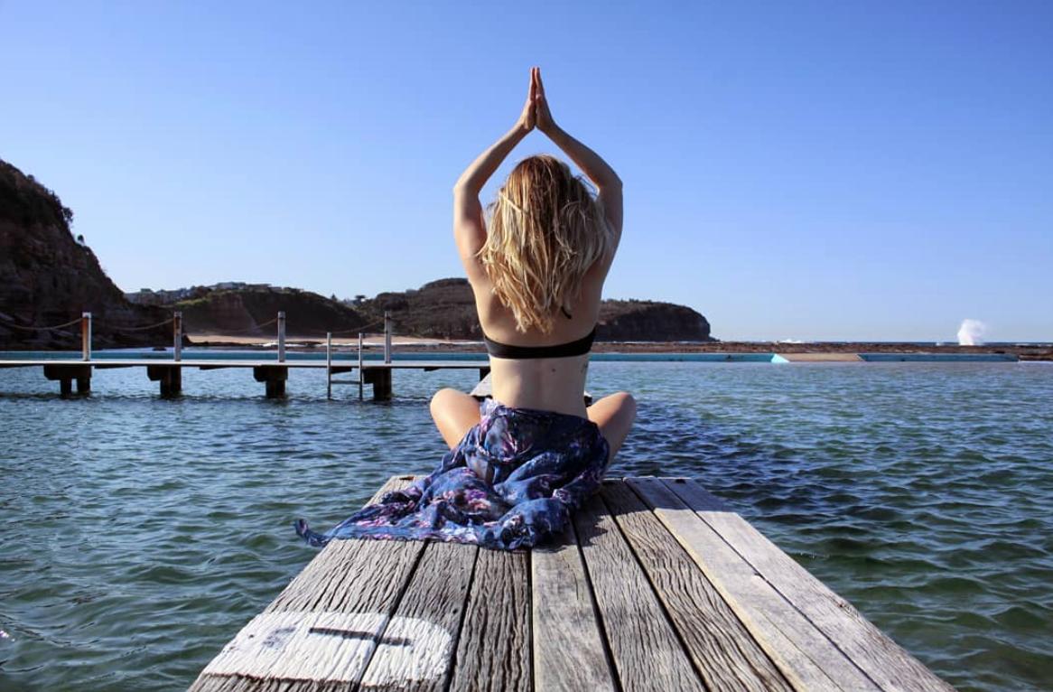Van Life Australia - Belle Yoga Pier
