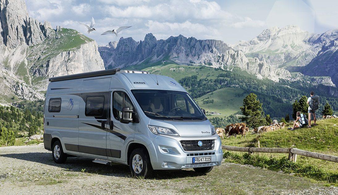 Best Camper Vans - Knauss Boxstar 600