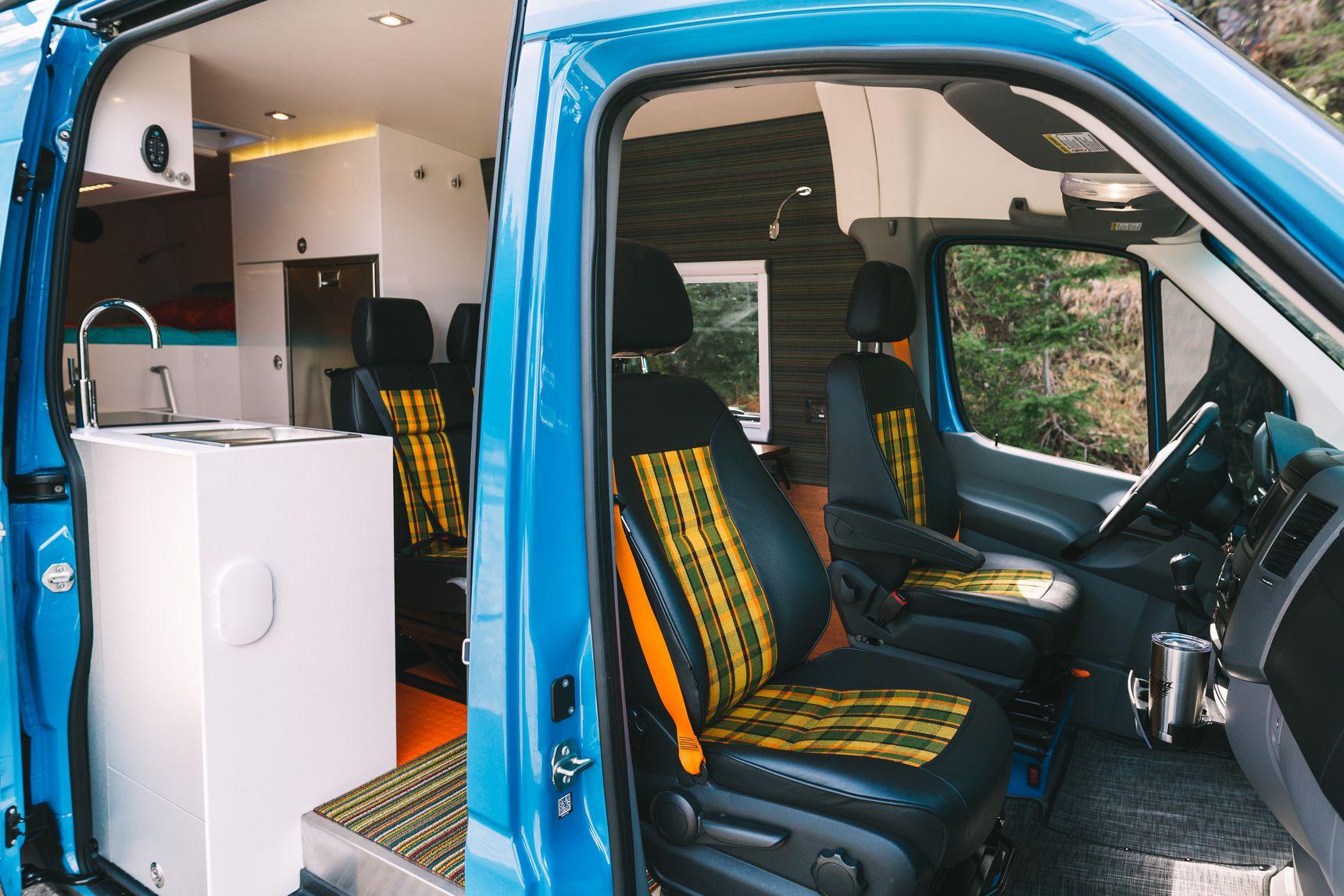 Off Grid home - Cab