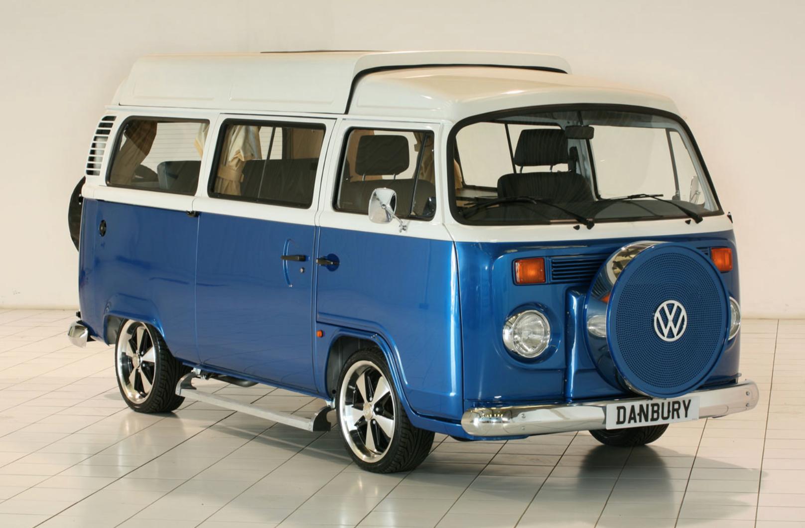 small campers - Volkswagen Bus Camper