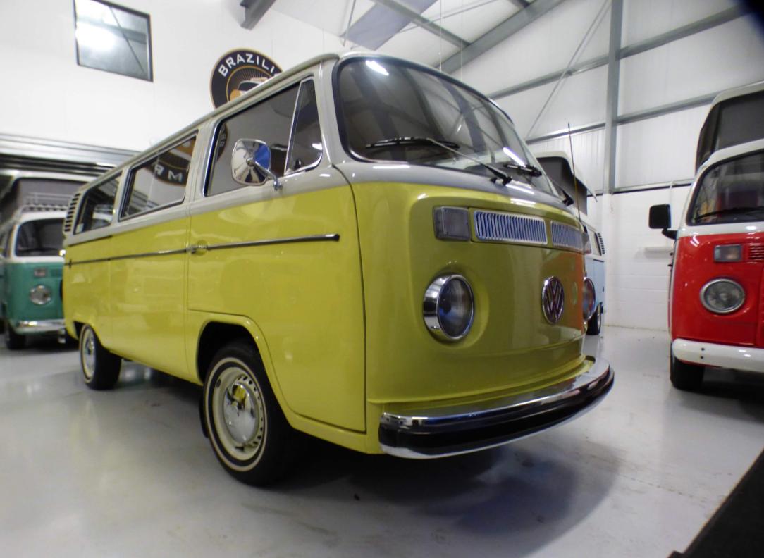 Top Eco Campers - VW MICROBUS
