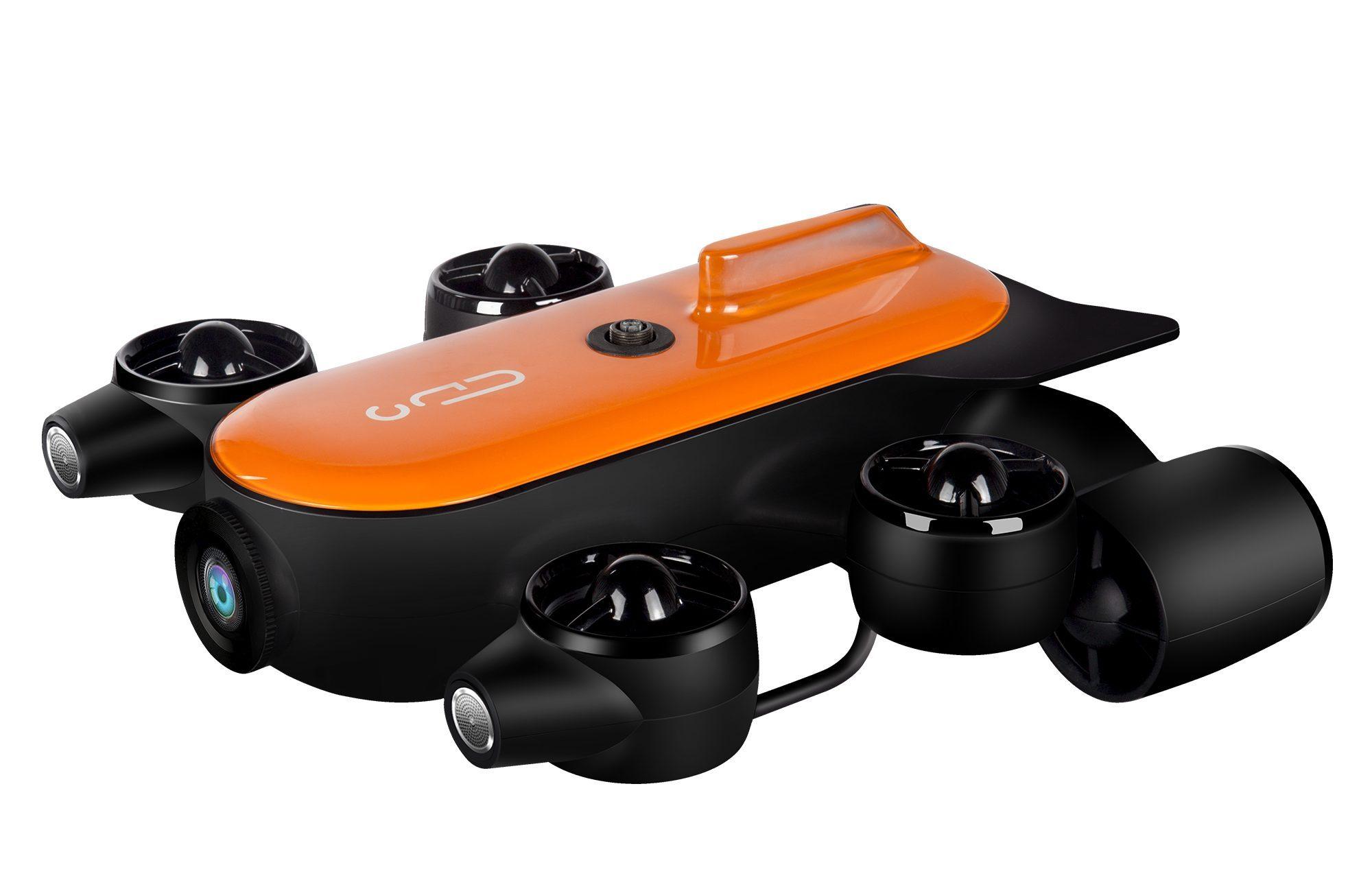 Titan Underwater Drone - Feature