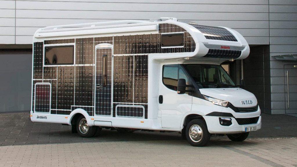 Top Eco Campers - Solar Motorhome