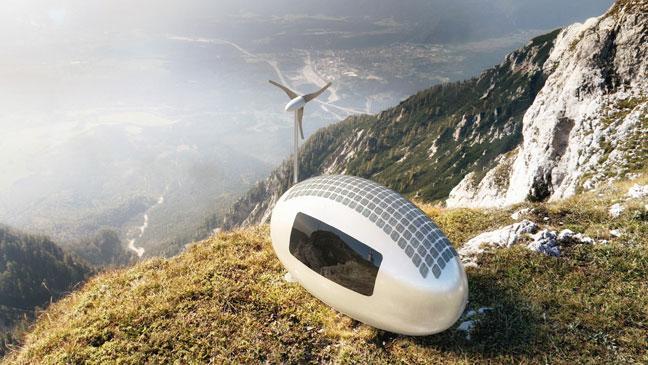 Top Tiny Homes - Ecocapsule