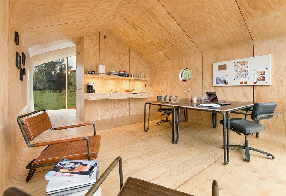 Top Tiny Homes - The Wikklehouse Interior