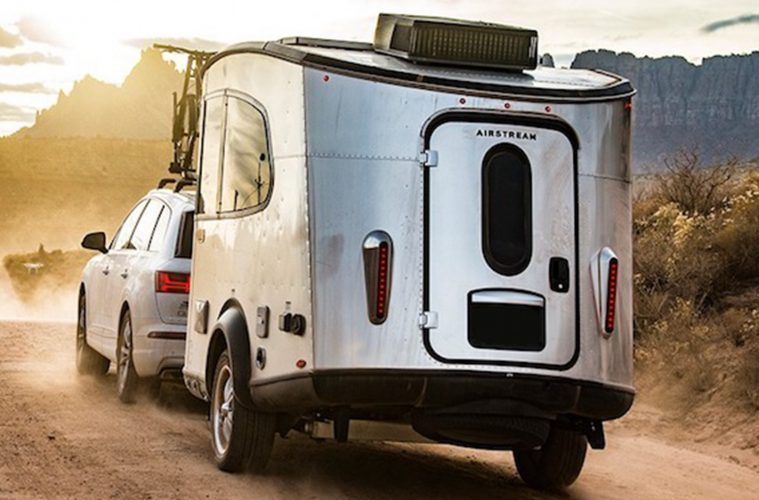 small travel trailers - airstream basecamp
