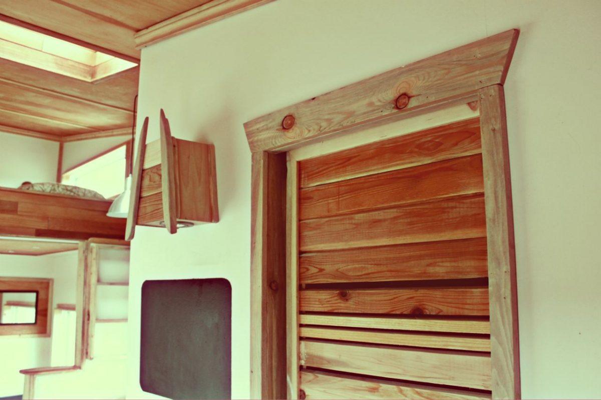 Tiny Eco House - Shutter