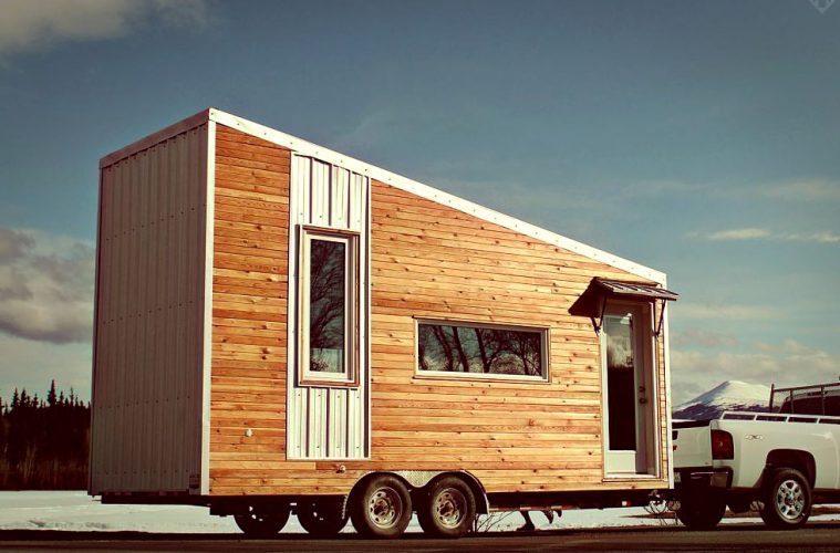 Tiny Eco House - Feature