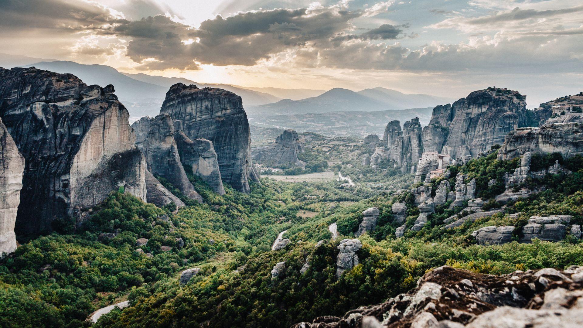 top road trips - Greece