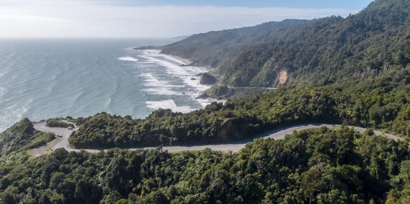top road trips - NZ
