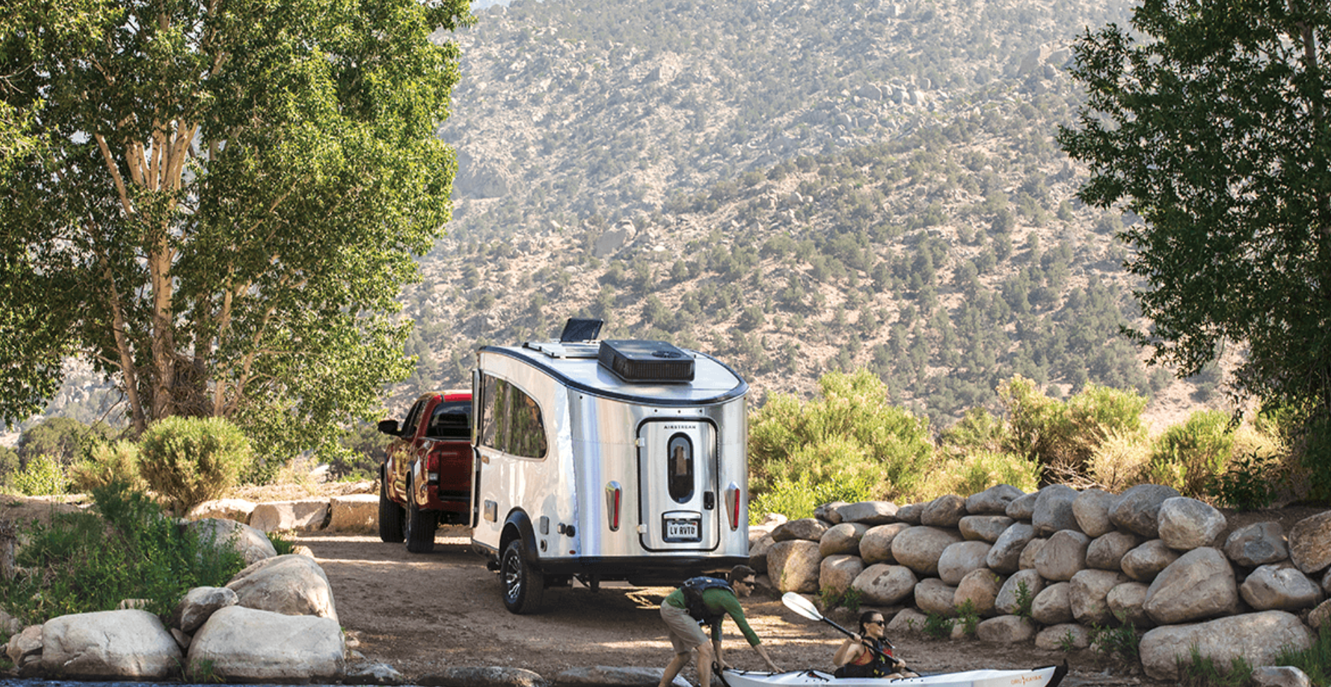small travel trailers - mountain living