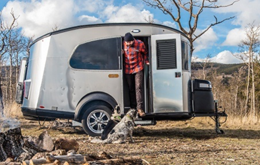 small travel trailers - off grid
