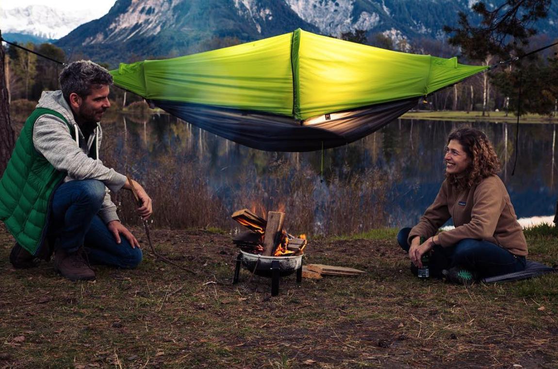 Tent Hammock - Flying Tent