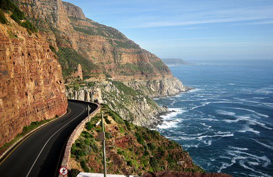 top road trips - Africa