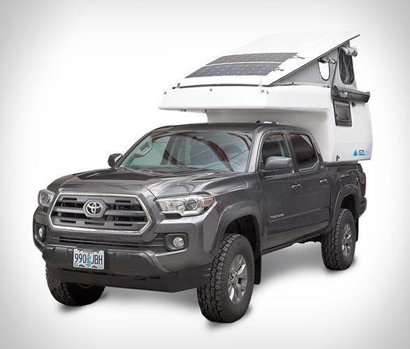 pop up truck camper 2