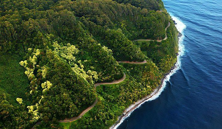 top road trips - Hawaii