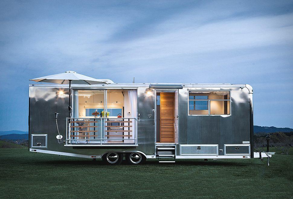 Top Tiny Homes - Living Vehicle