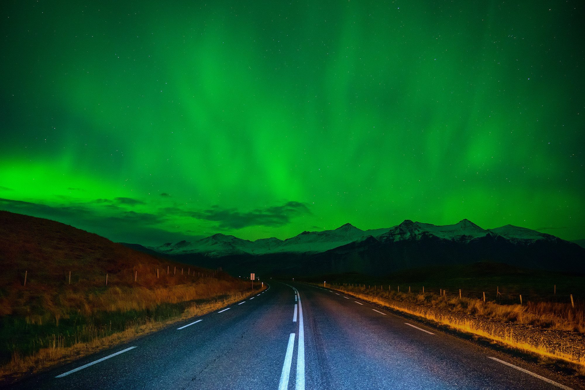 top road trips - iceland
