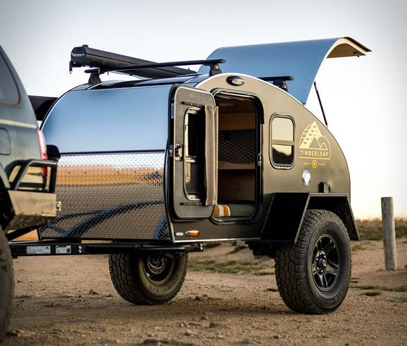 small travel trailers - Pika off grid