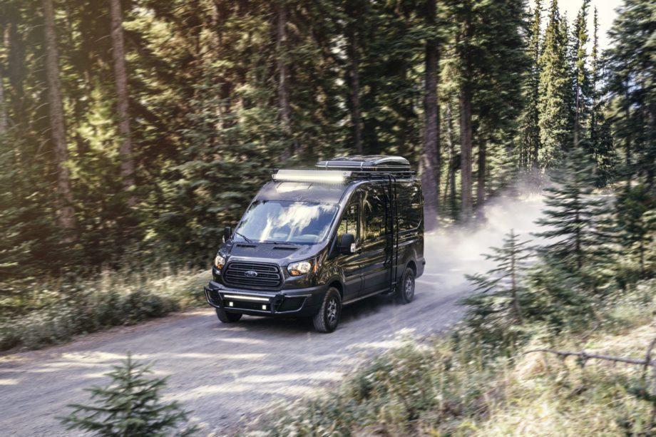 Ford Camper Conversion - Cascade