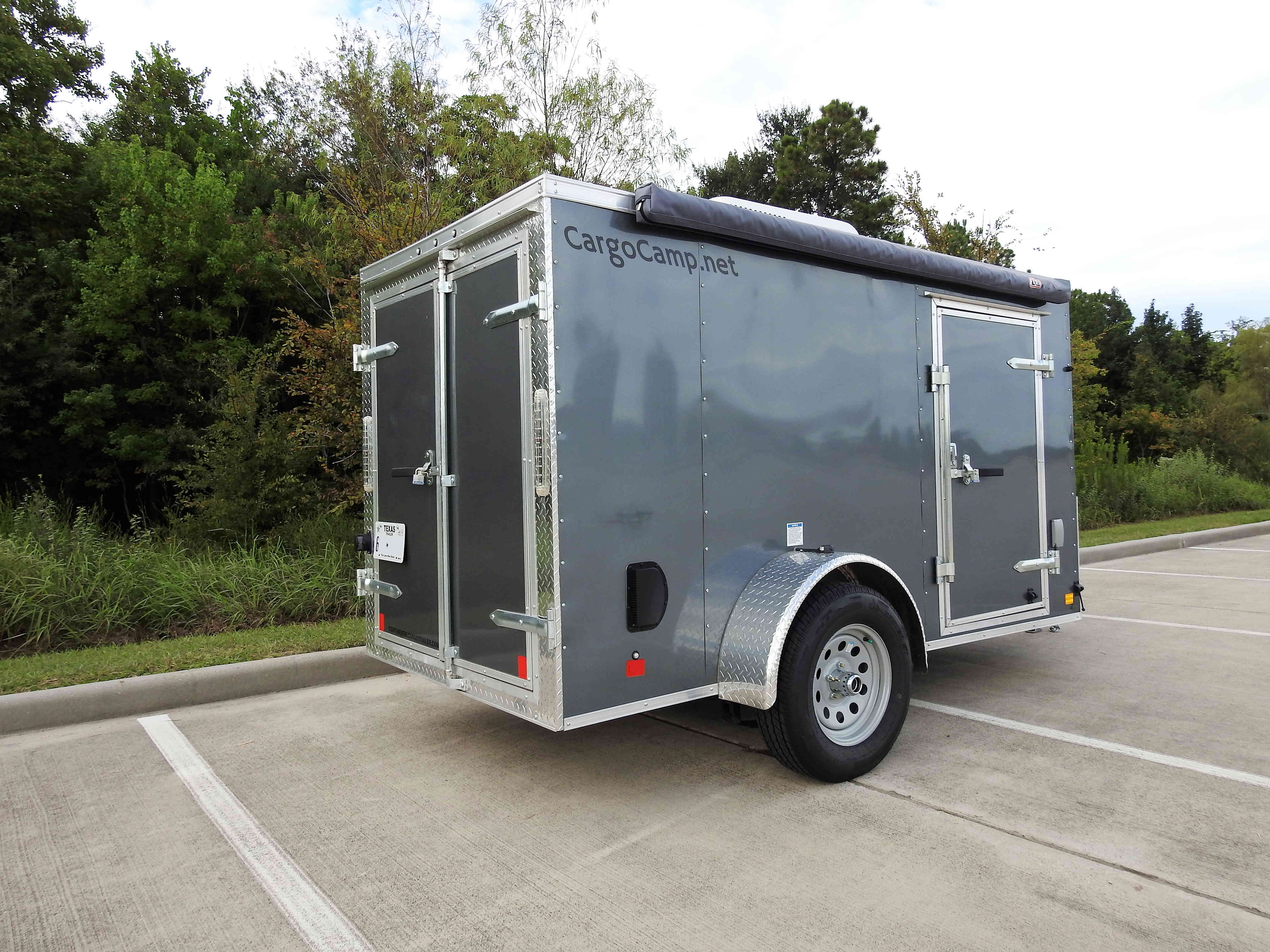 small travel trailers - Cargo Camper