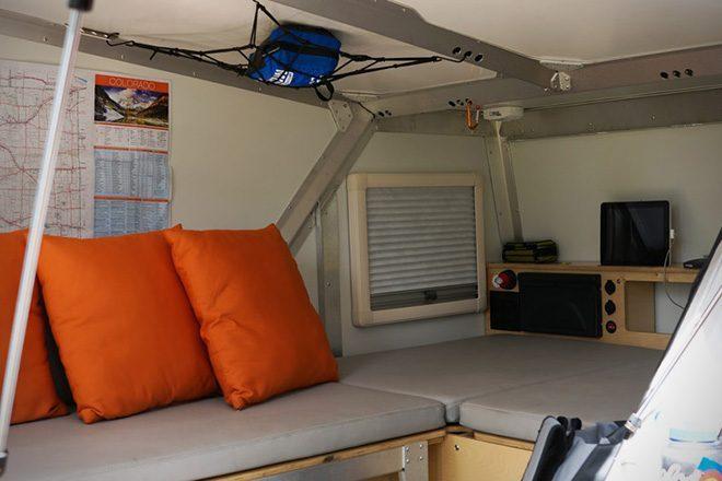 camper trailer - comfort