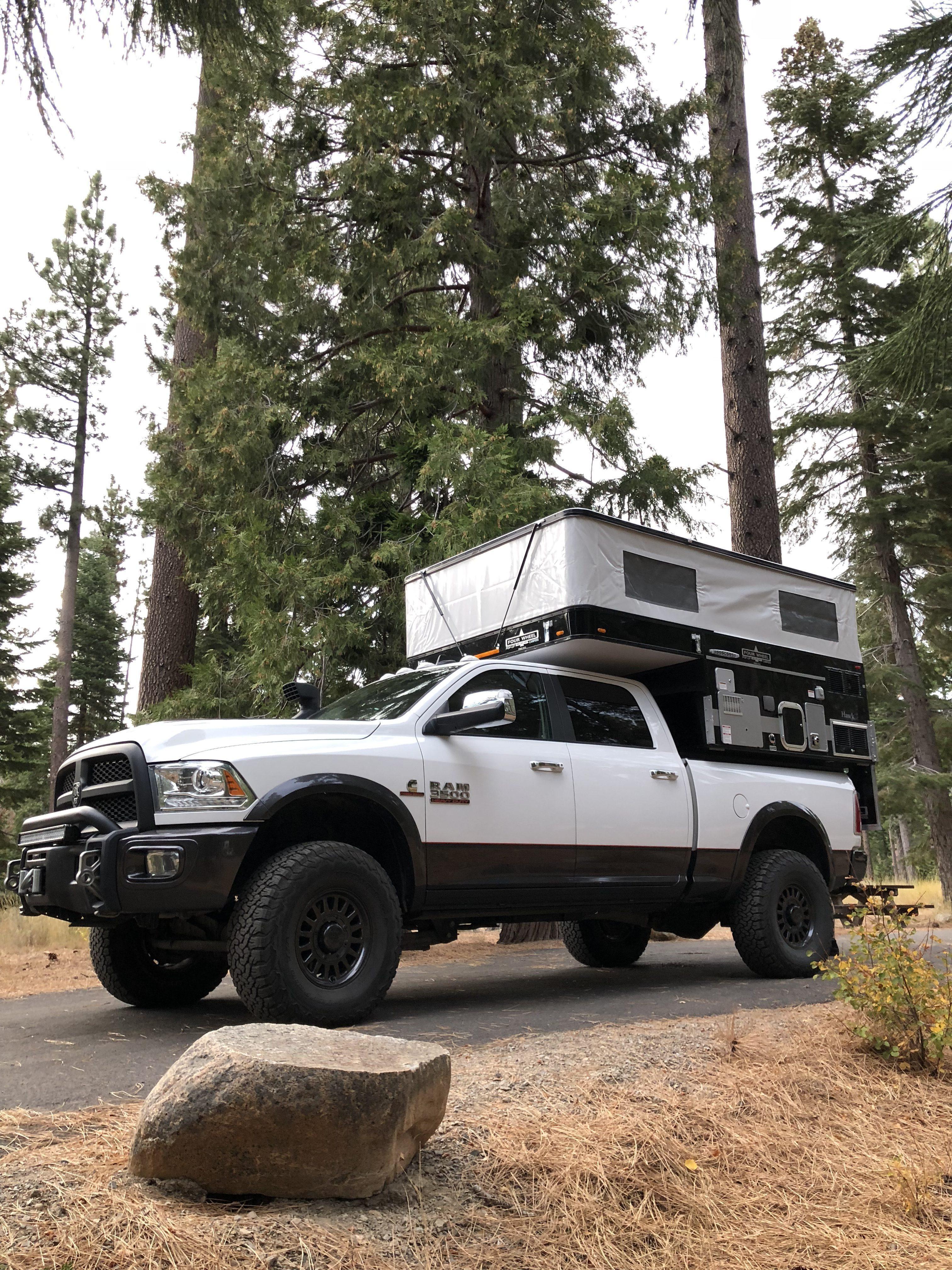 Four Wheel Campers - Hawk Tahoe