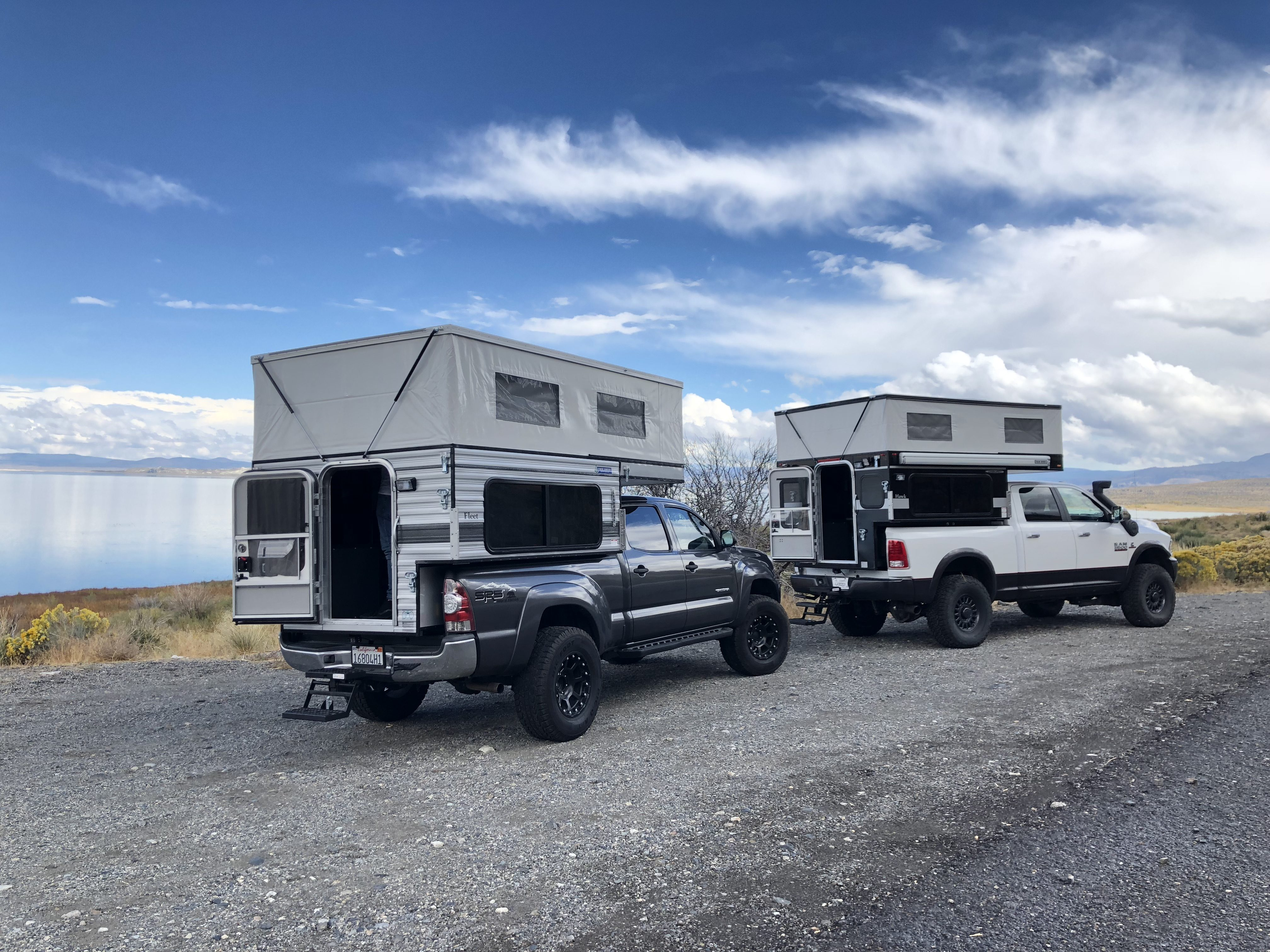 Four Wheel Campers - Convoy