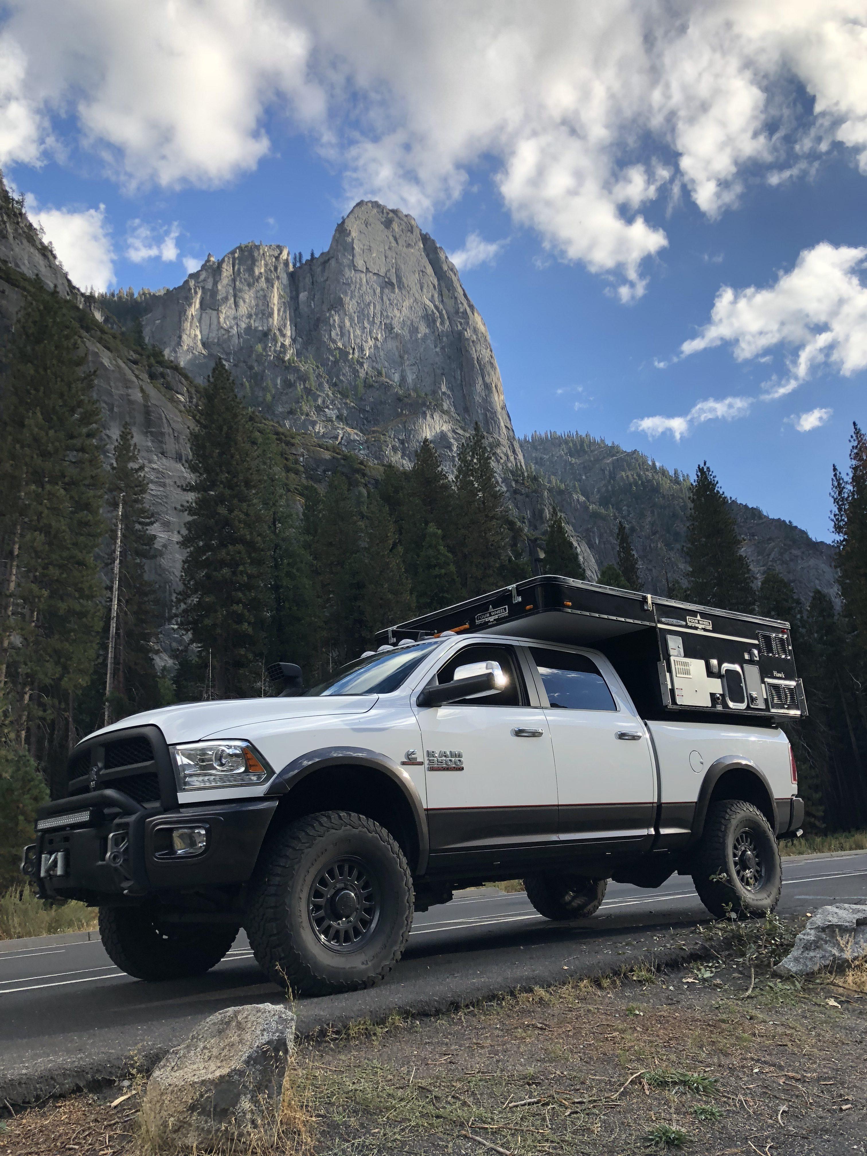 Four Wheel Campers - Hawk Yosemite