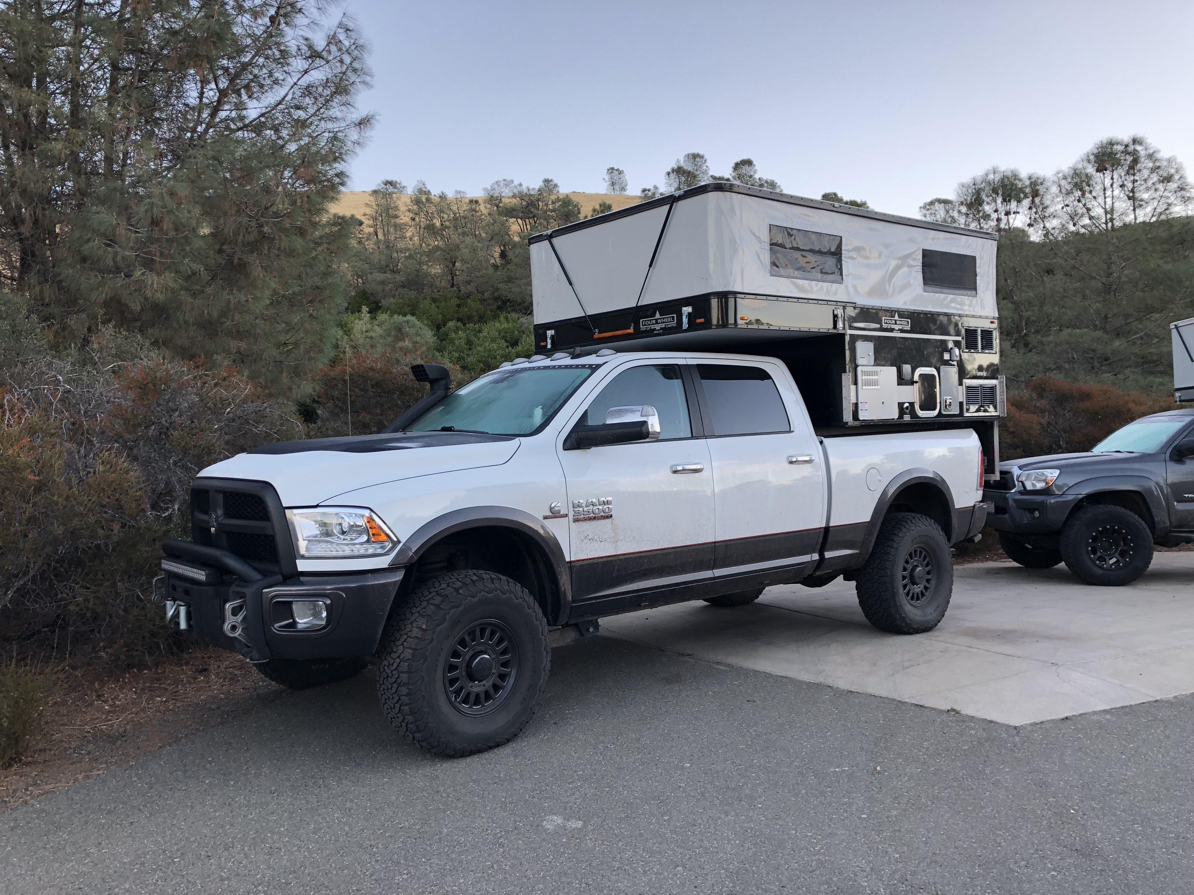 Four Wheel Campers - Dodge Hawk