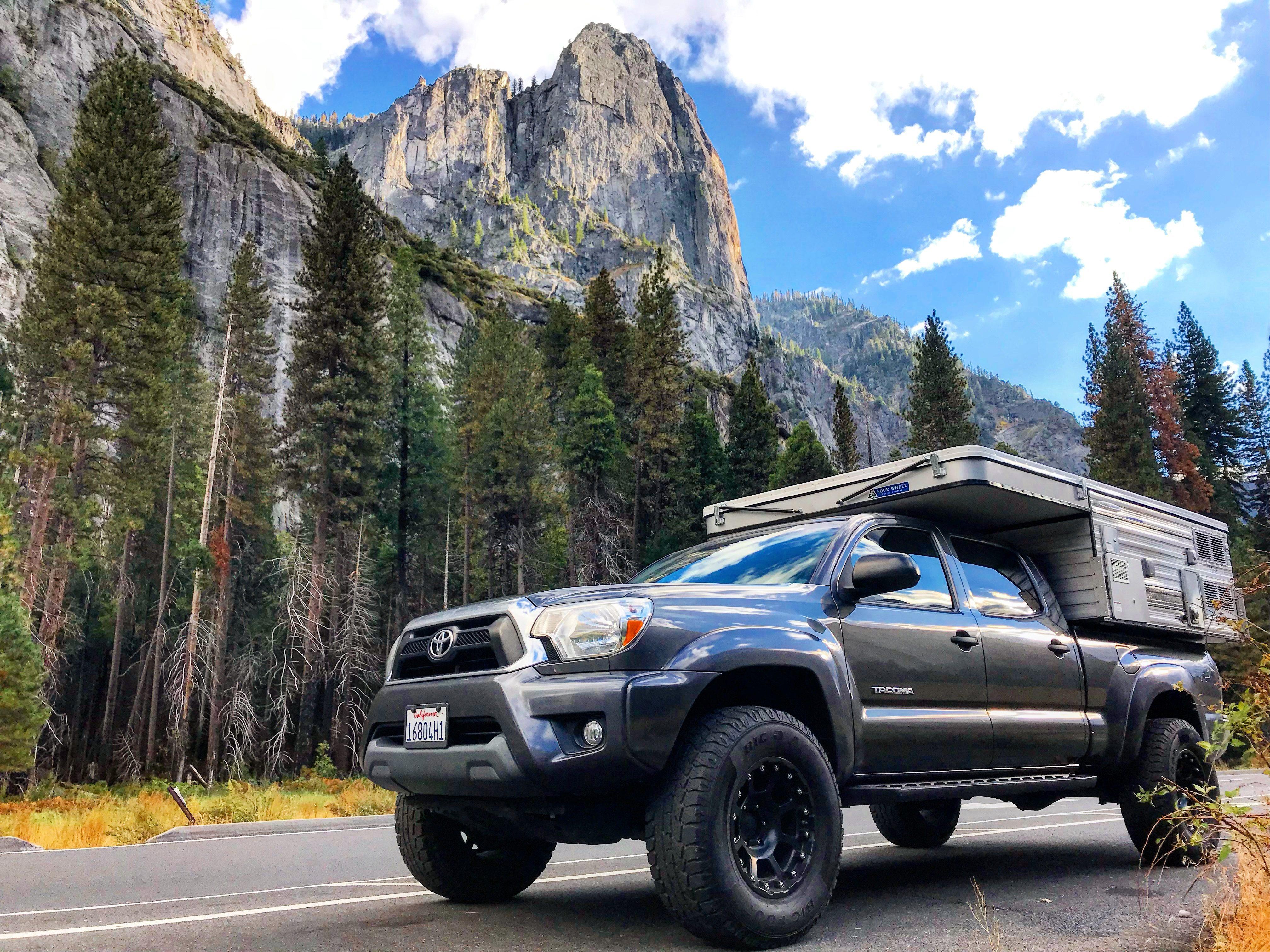Four Wheel Campers - Yosemite