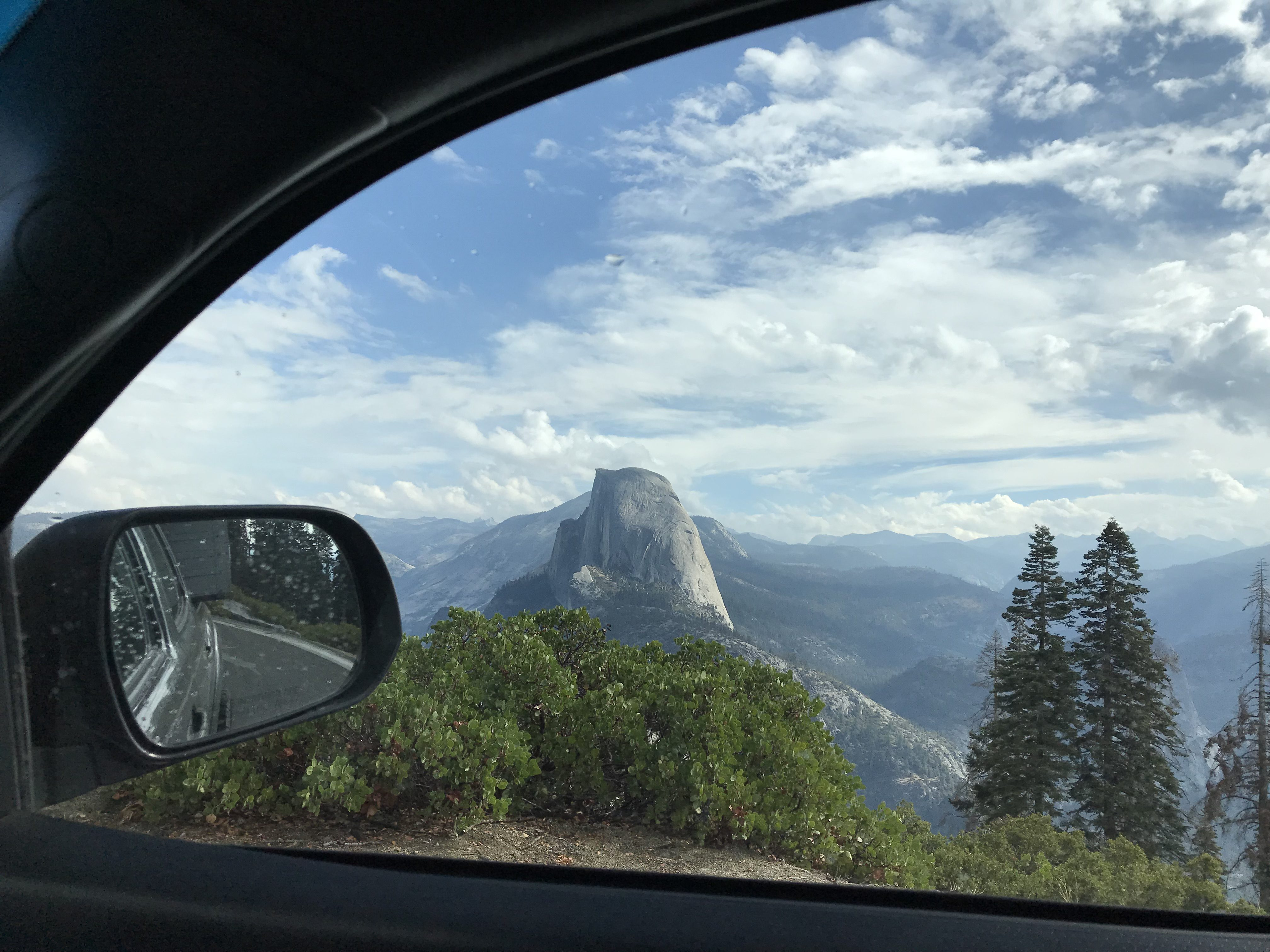 Four Wheel Campers - Four wheel half dome shot