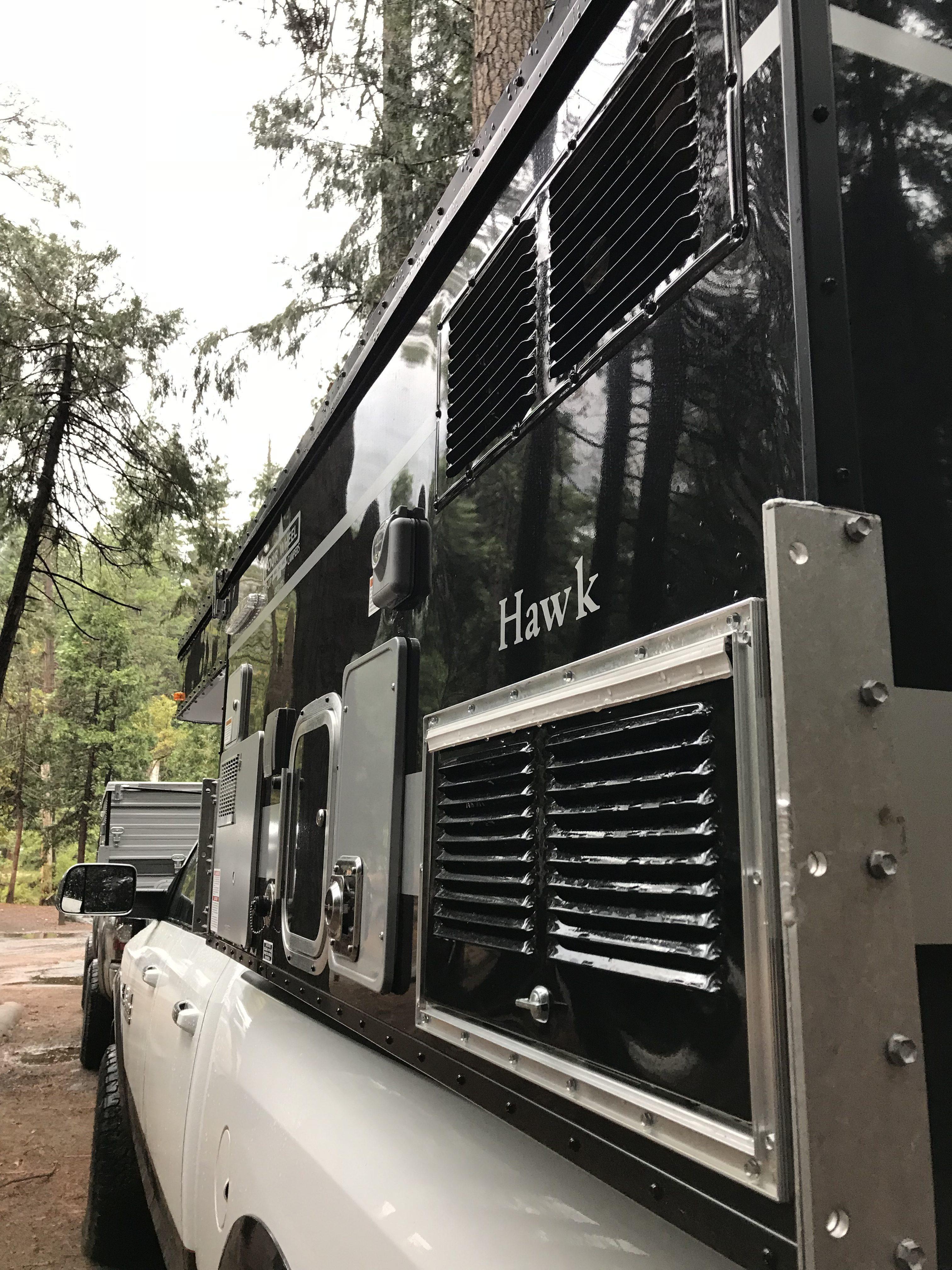 Four Wheel Campers - Hawk Logo