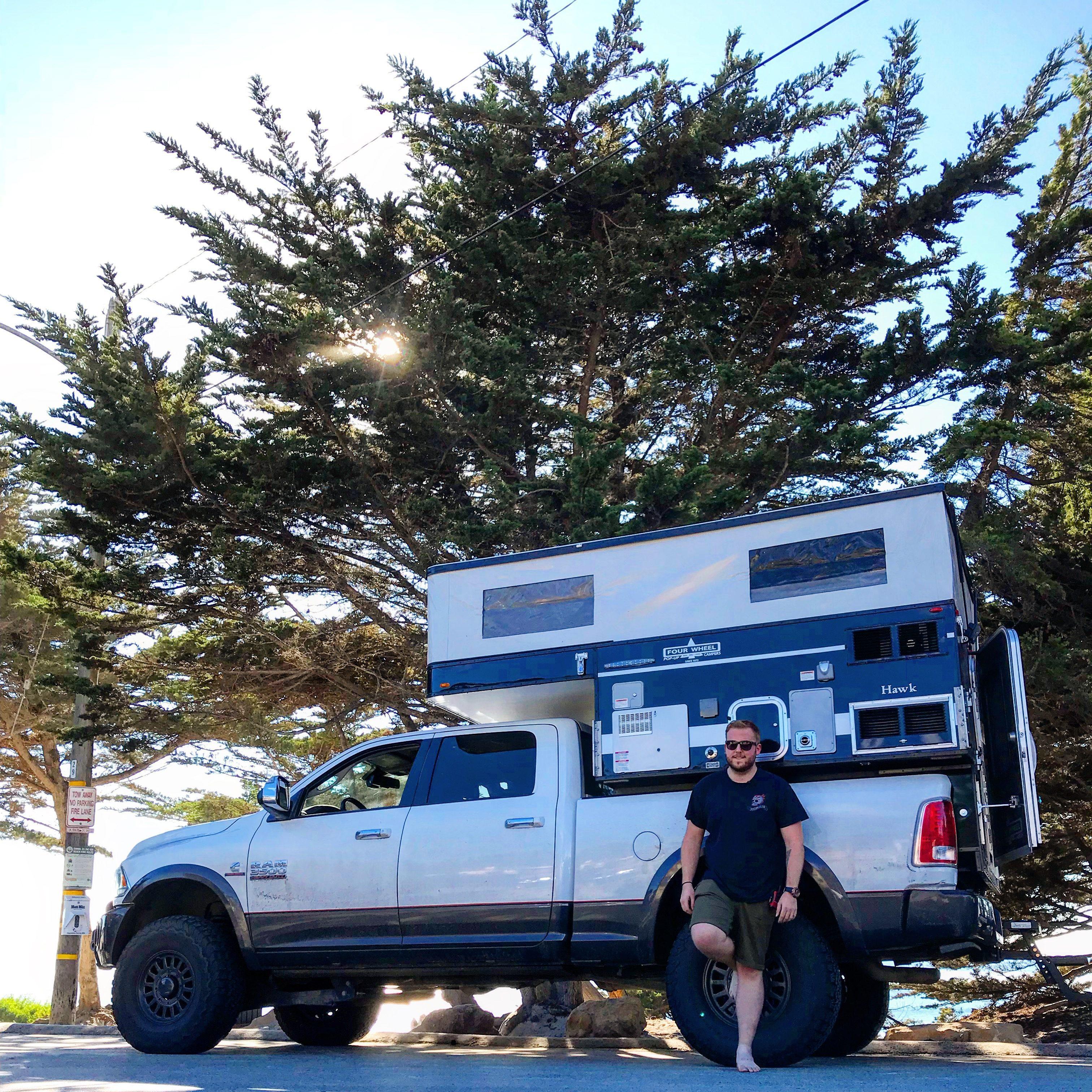 Four Wheel Campers - Hawk