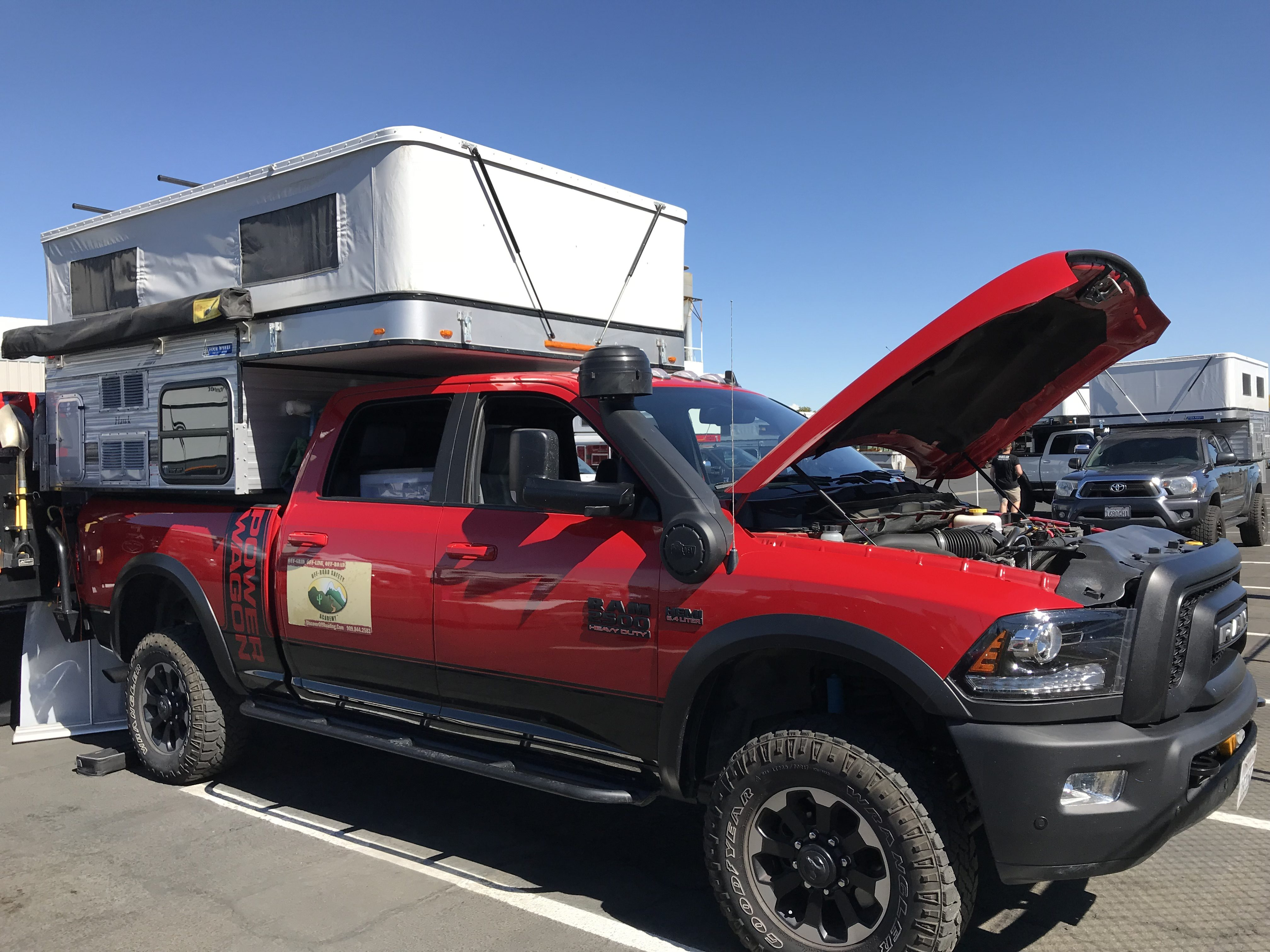 Four Wheel Campers - Overland