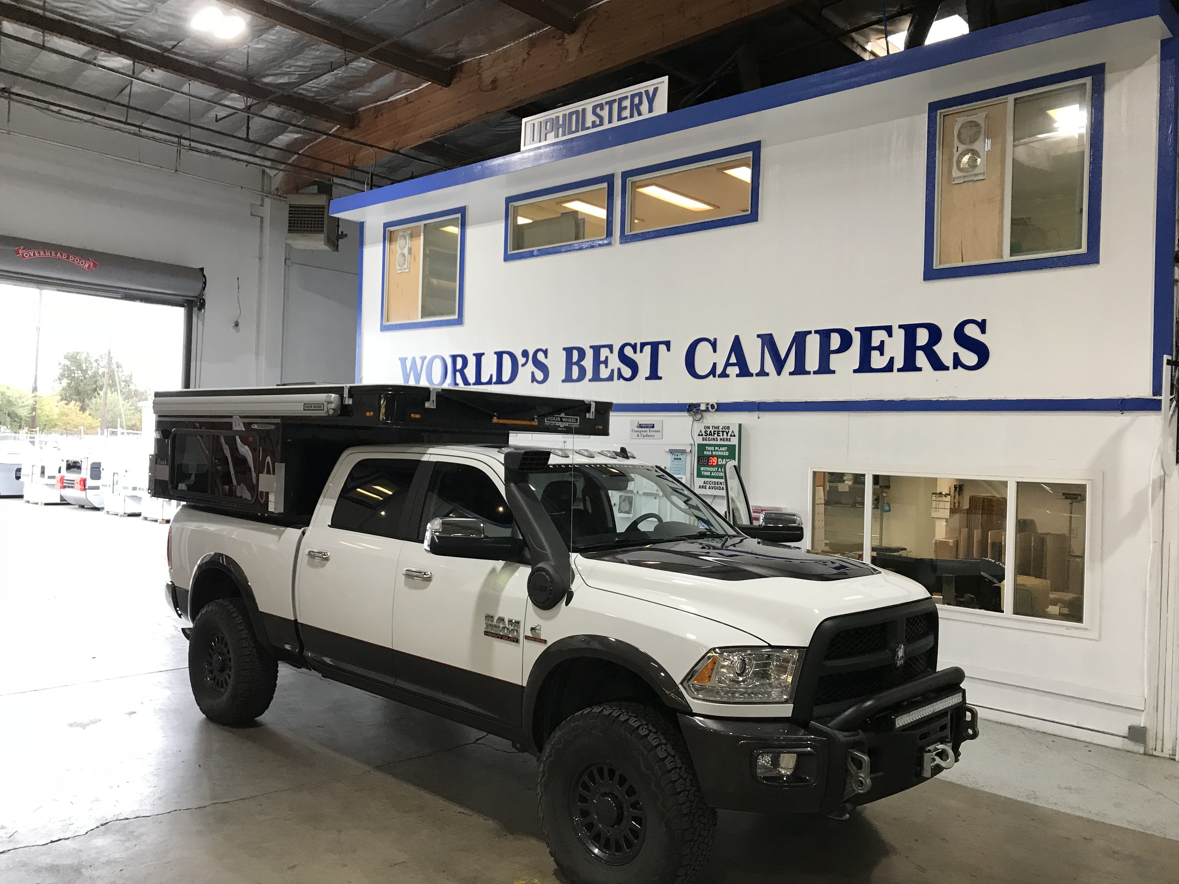 Four Wheel Campers - Worlds best campers