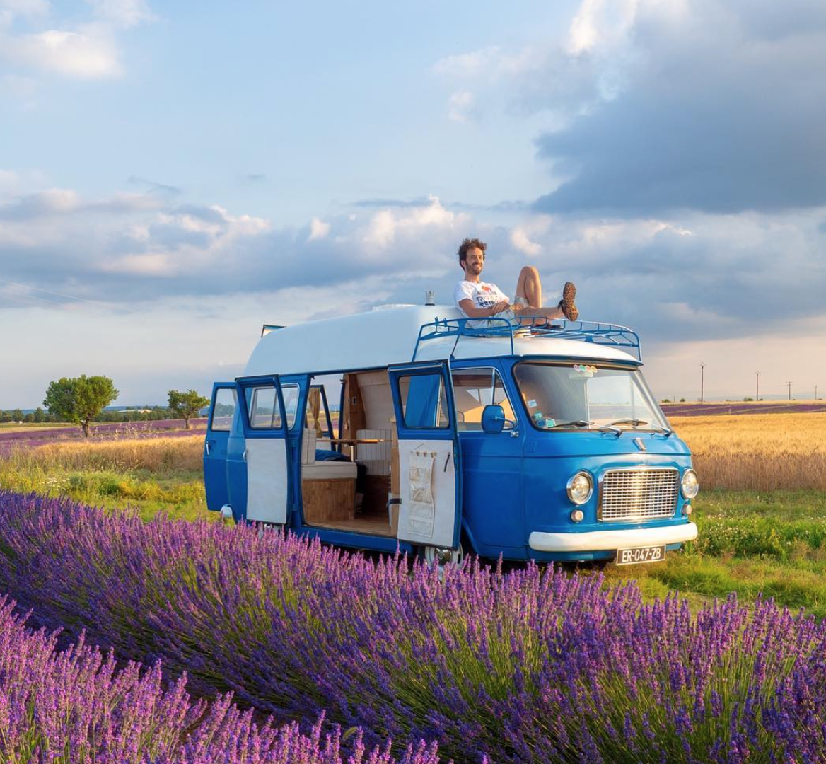 Van Life Instagram - sweet van life