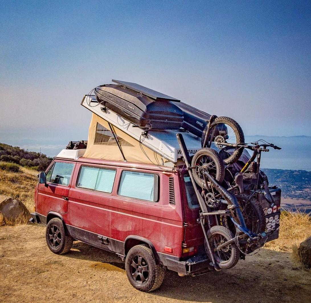 Van Life Instagram - Das Brik