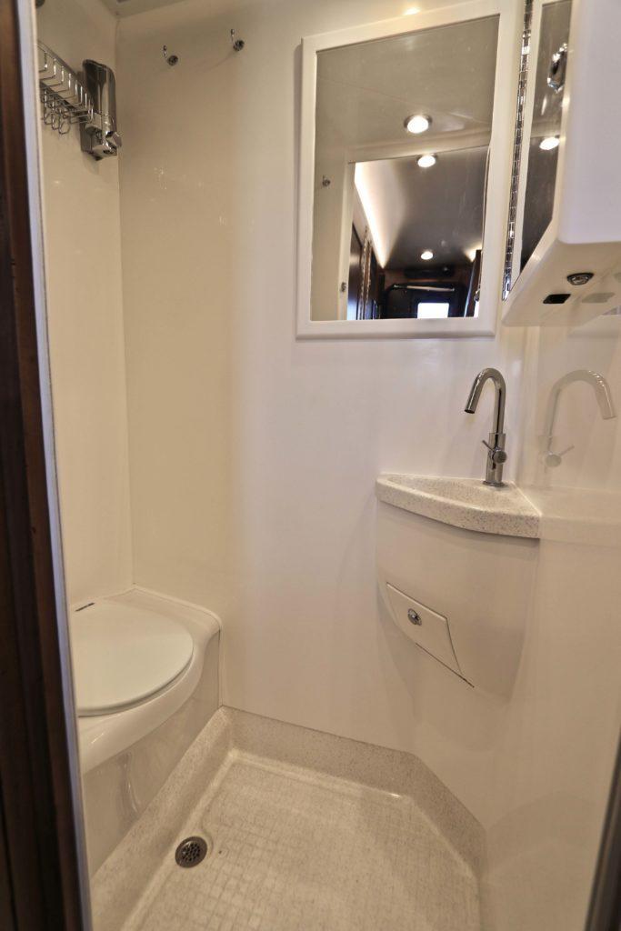 Ford EarthRoamer - bathroom